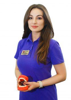 Кадырова Зульфия Валериевна