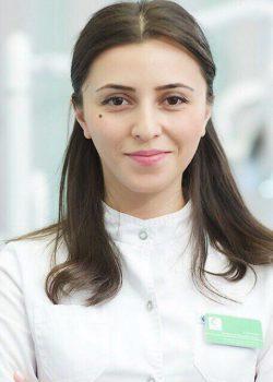 Хажаева Марина Федиксовна