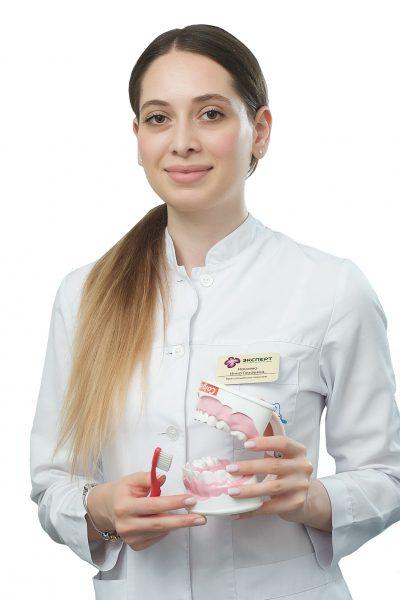 Наниева Инна Гелаевна