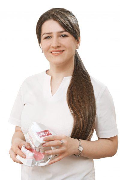 Магомедова Сияна Ахметовна