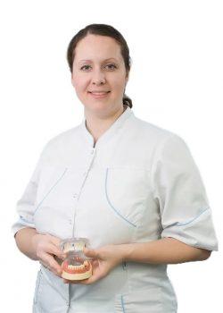 Лопатина Анастасия Яковлевна
