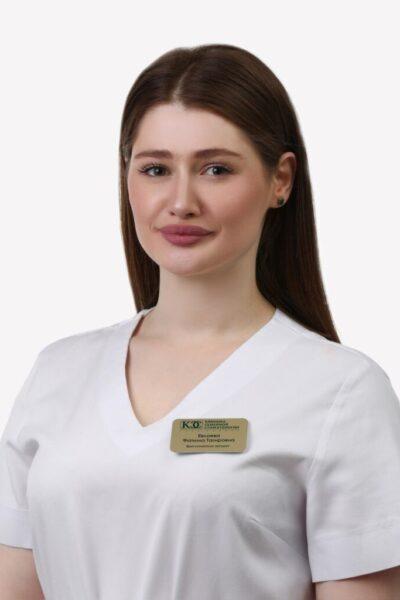 Евлоева Фатима Тагировна