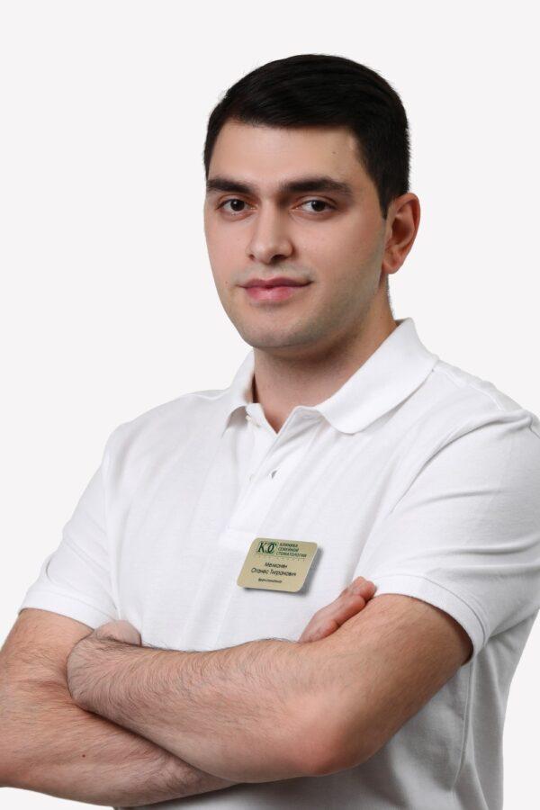 Мелконян Оганес Тигранович
