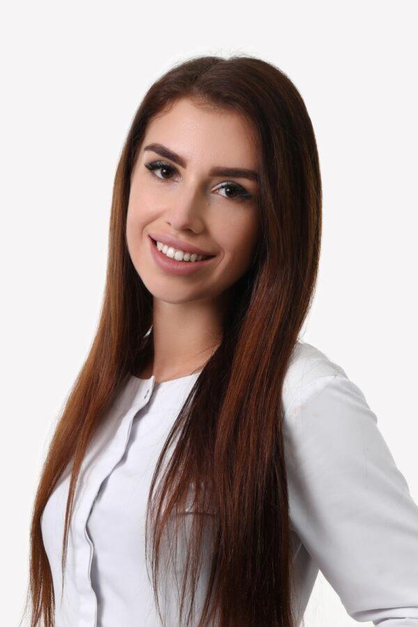Стецова Мария Евгеньевна