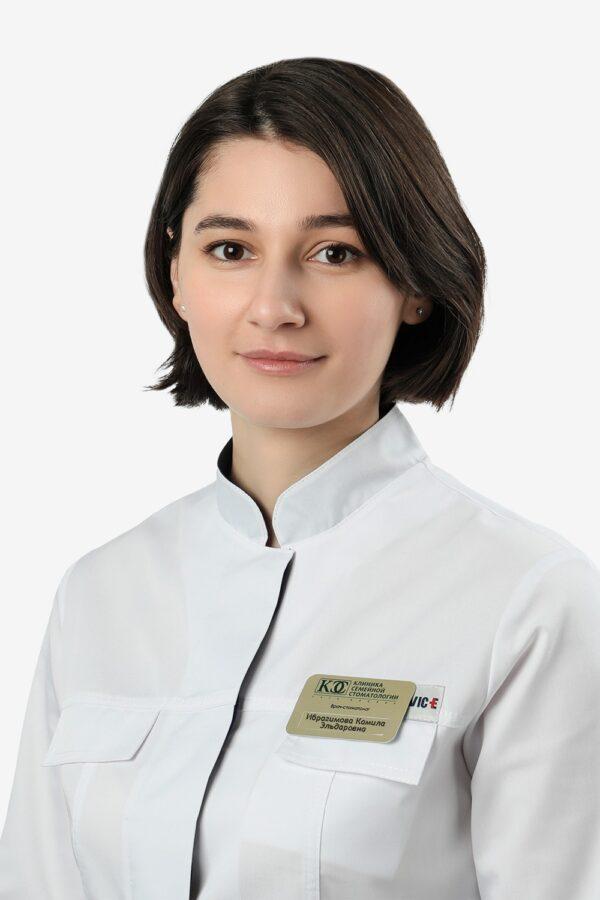 Цурмилова Камила Эльдаровна